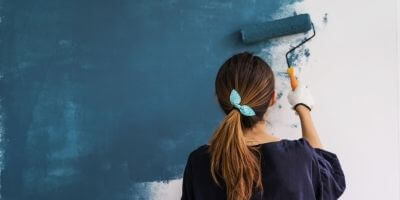 painting & decorating course NI
